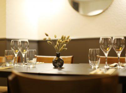 Petite salle de banquet